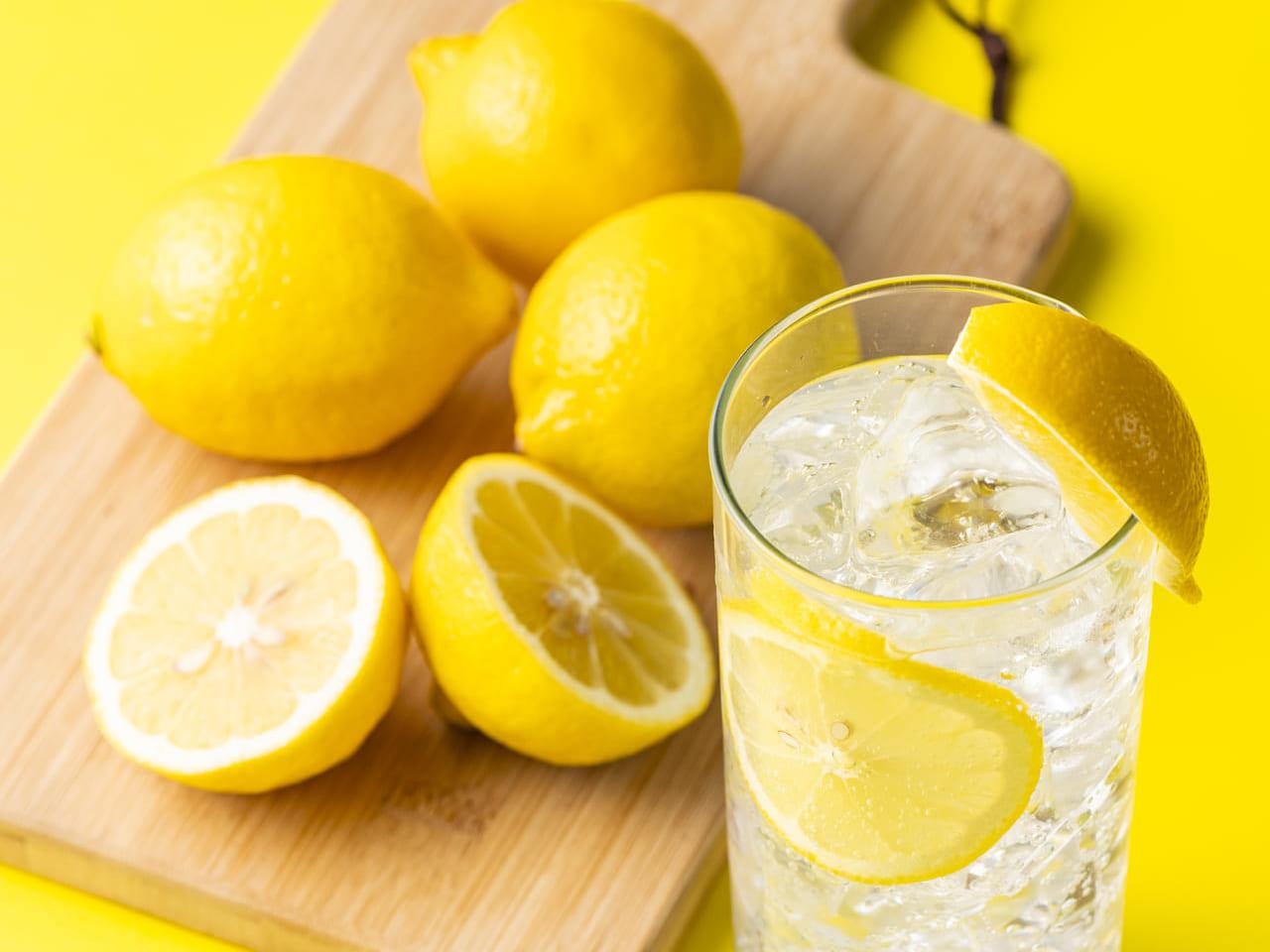 レモンサワー写真AC
