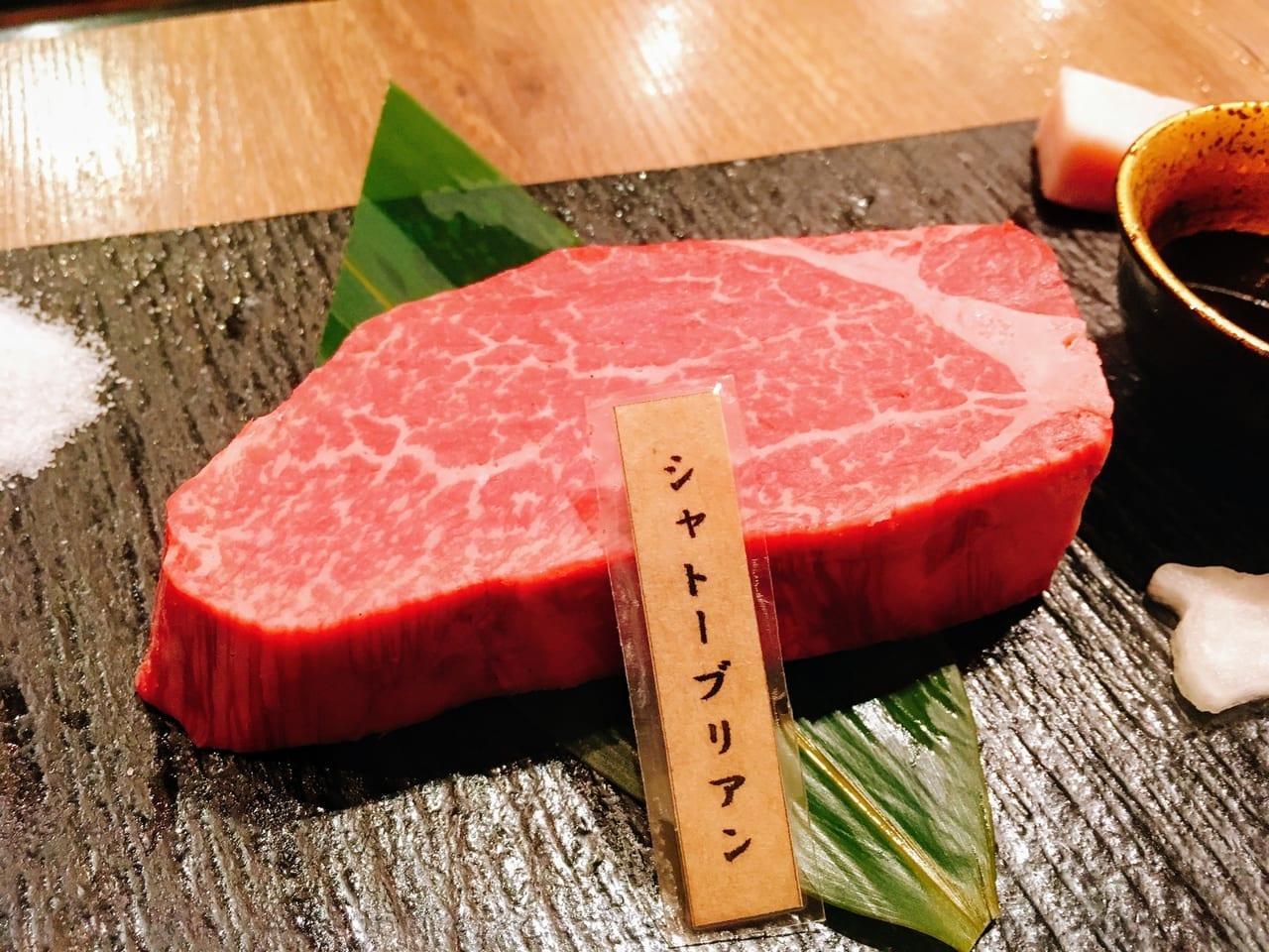 契約農家から宮崎牛を一頭買い!「焼肉issa おおたかの森店」が「リモカフェ」と同じマリンビル内にオープン!