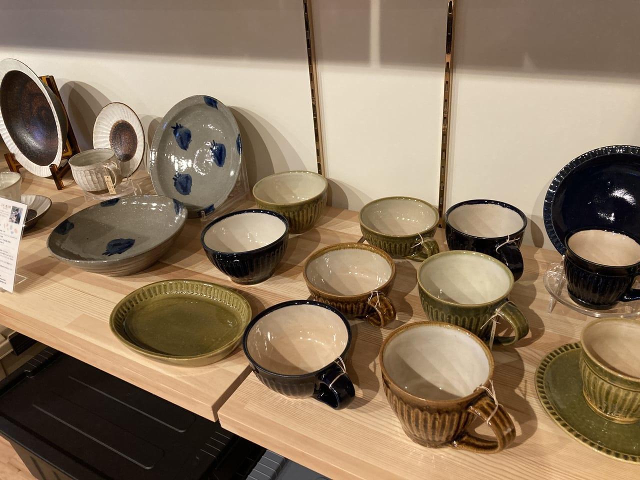 三木健太郎さんの作品-因幡焼
