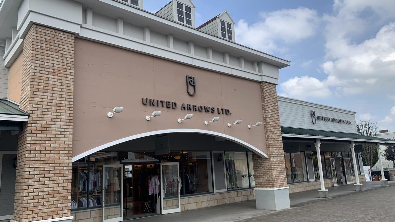 UnitedArrows outlet佐野店