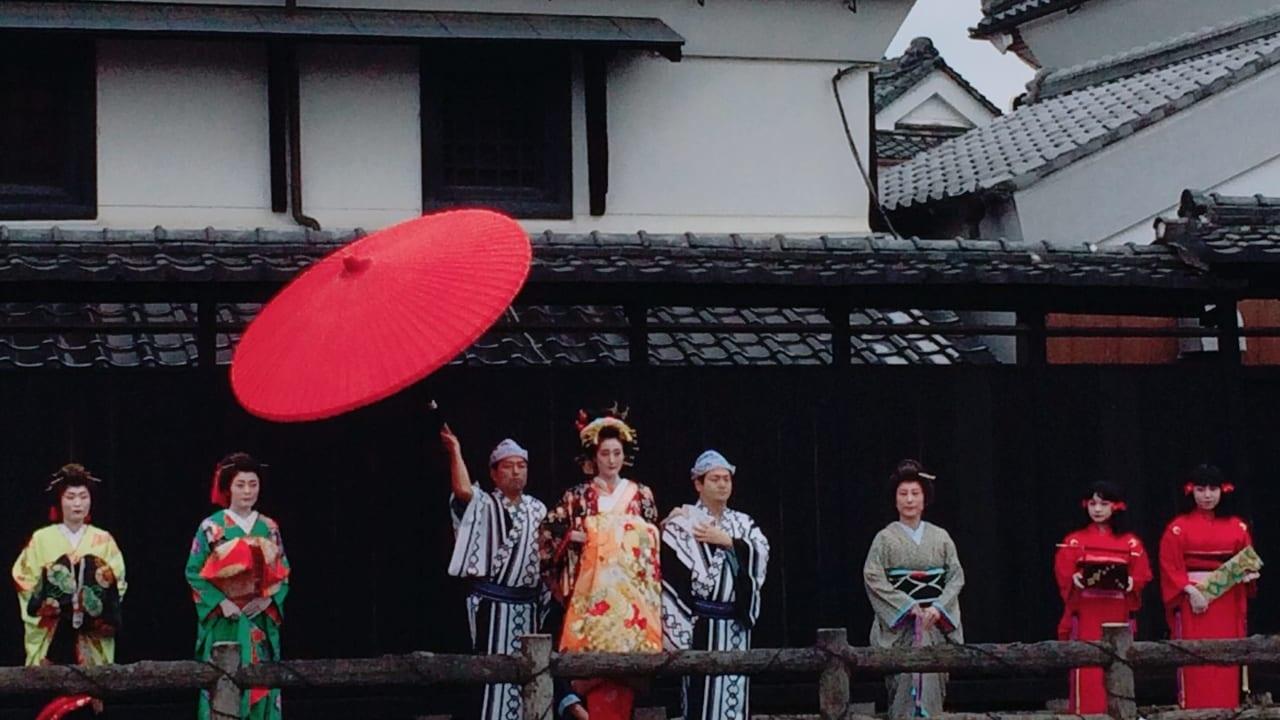 栃木市歌麿祭