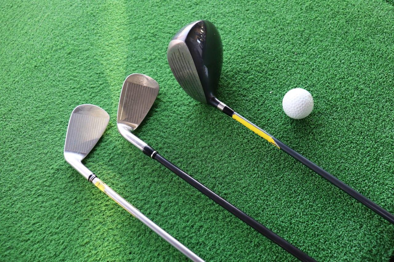 ゴルフ用具一式