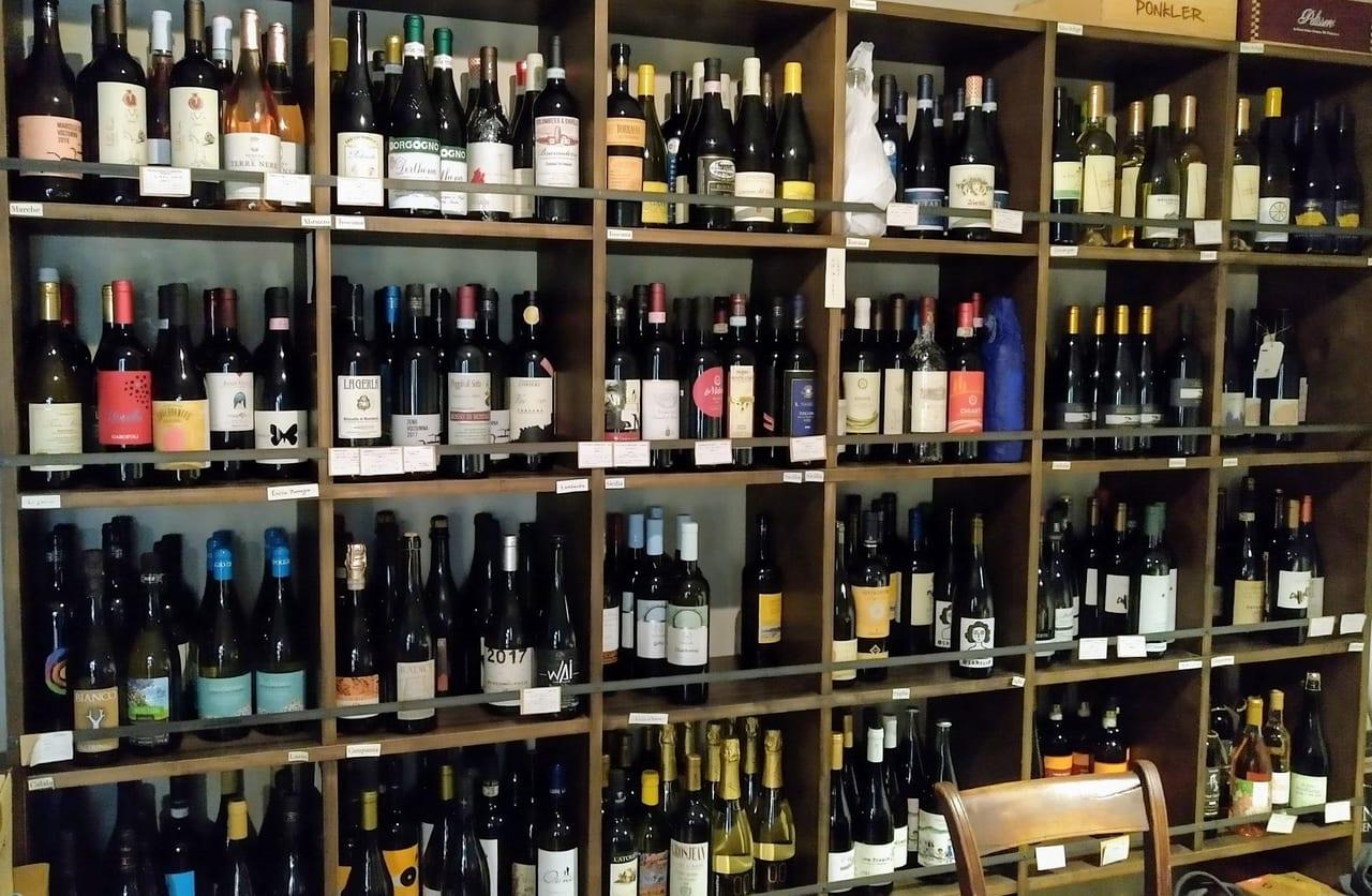トレプントワインショップ