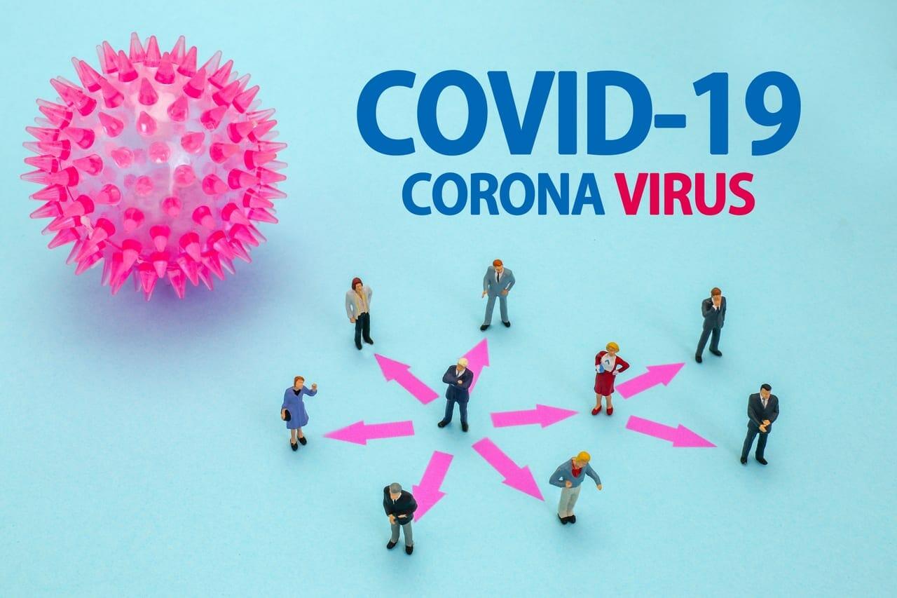 新型コロナウイルス イメージ