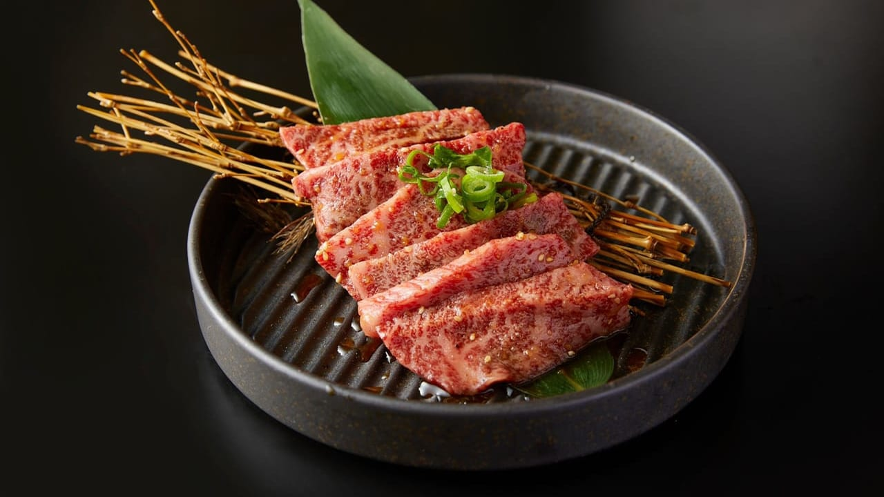 松阪焼肉レストランすだくのお肉画像