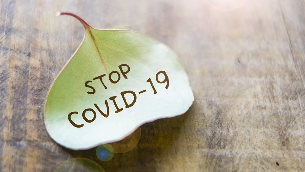 ストップ!新型コロナウィルスのイメージ