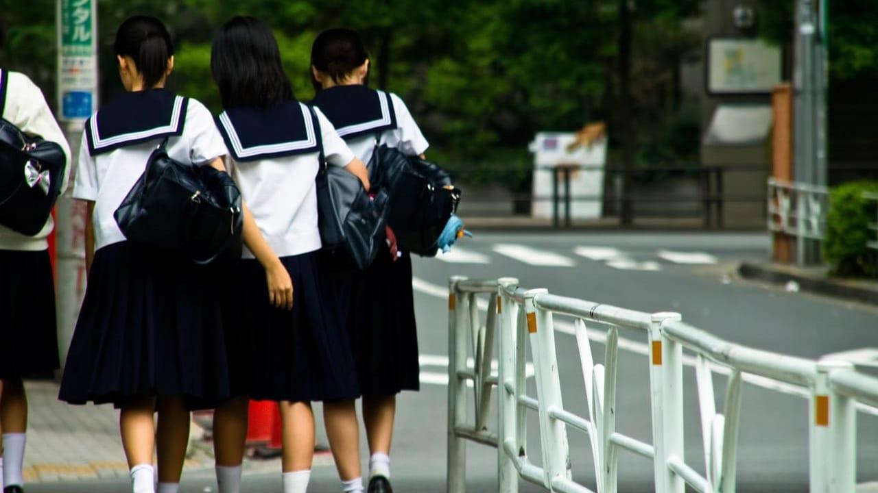 一宮市中学生のイメージ