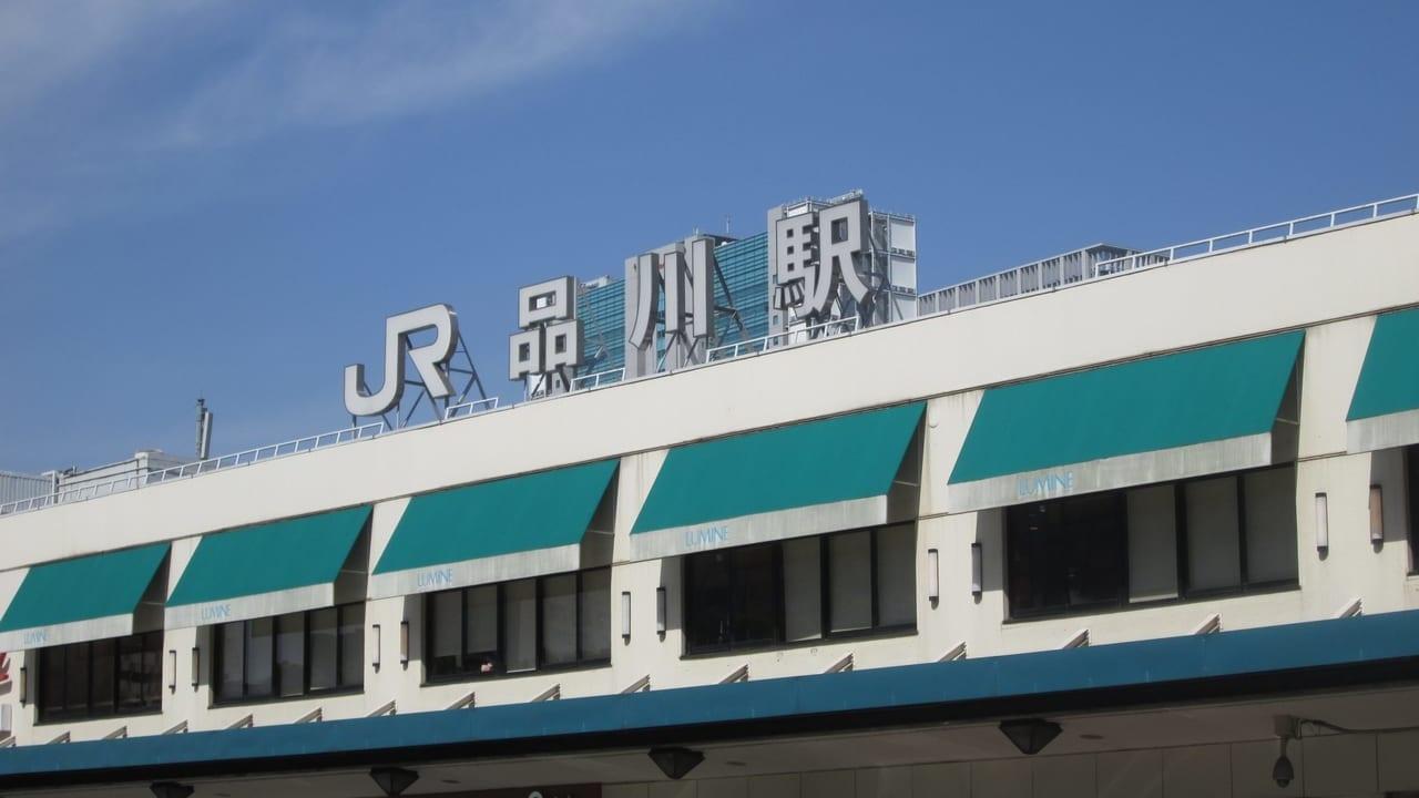品川駅人身事故0916