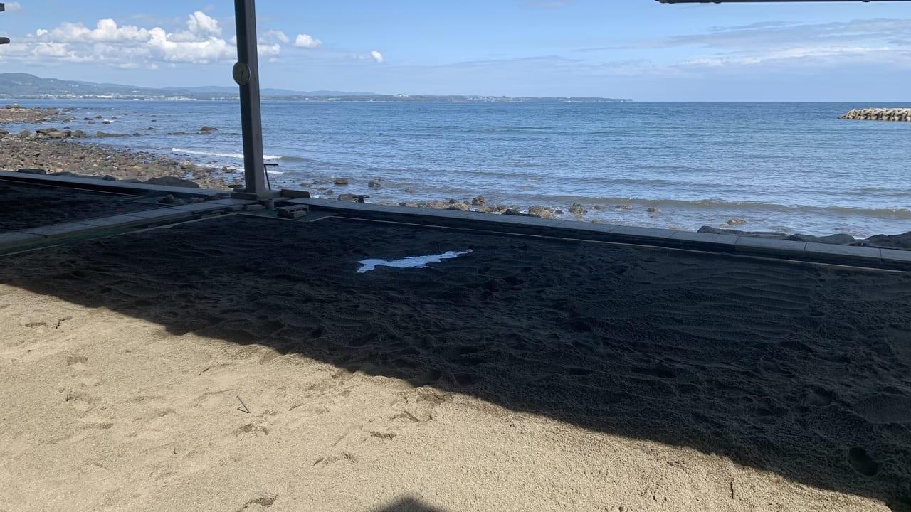 別府海浜砂湯2