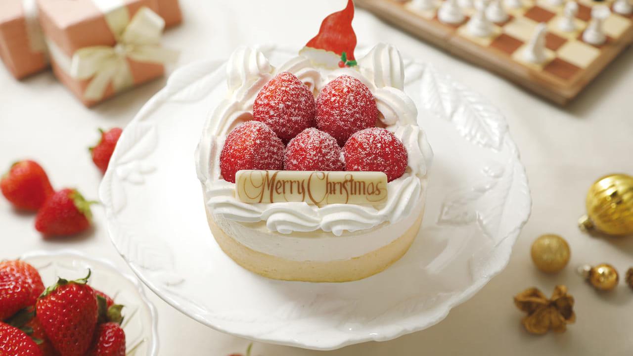 ピネードクリスマスケーキ