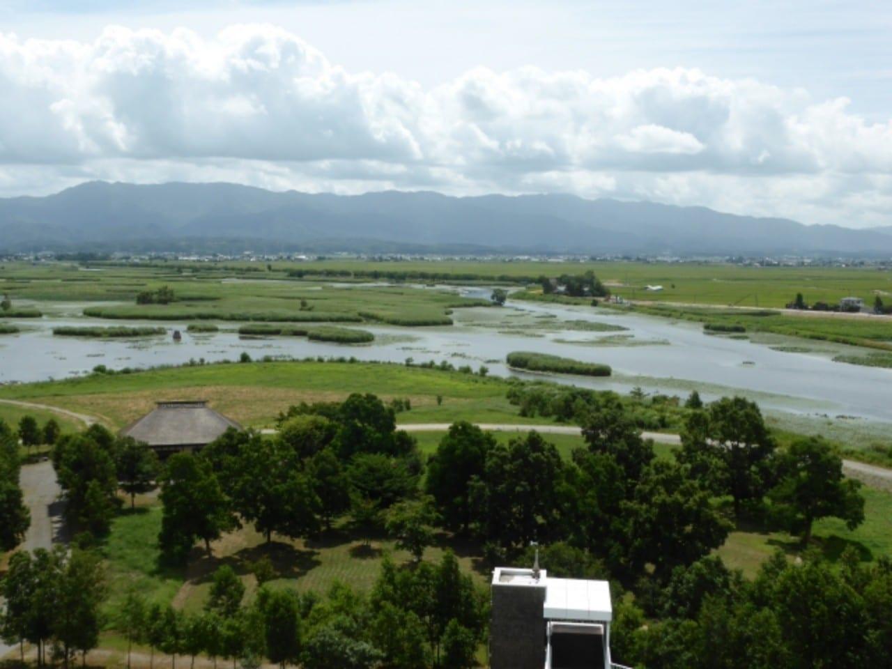 福島潟イメージ
