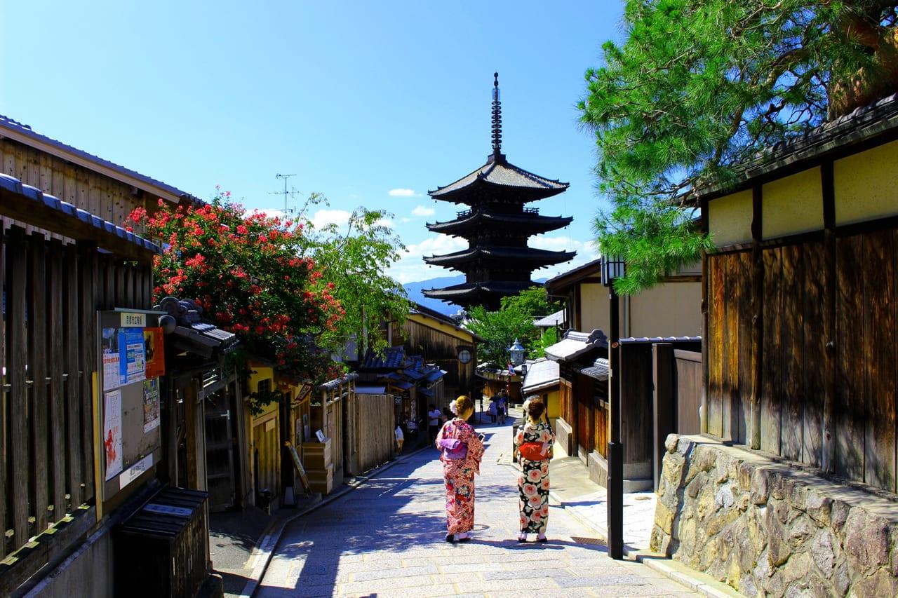 写真ACフリー素材「京都」