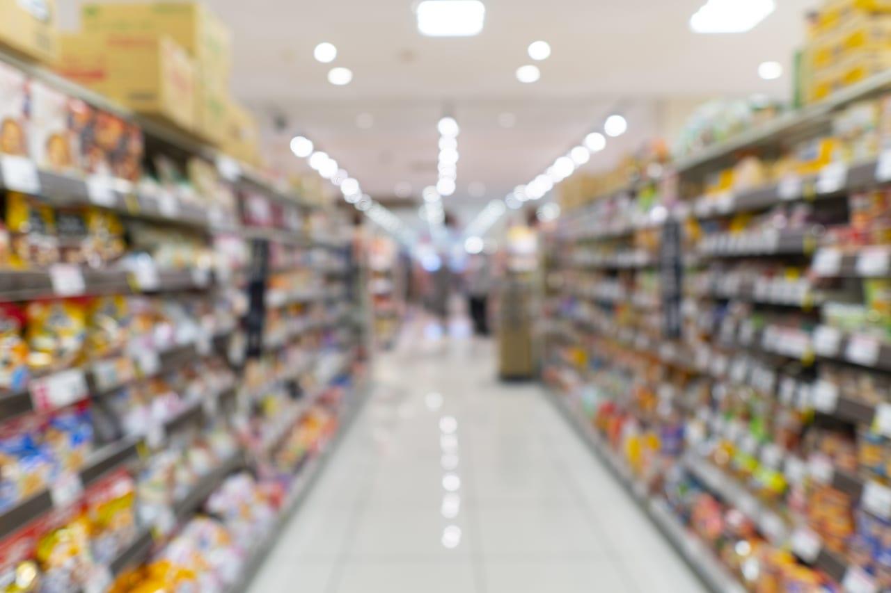 写真ACフリー素材「スーパーマーケット」