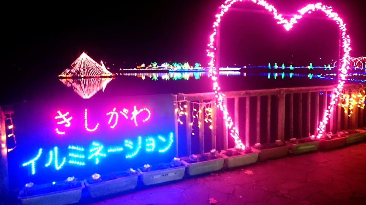 貴志川イルミネーション2020年中止