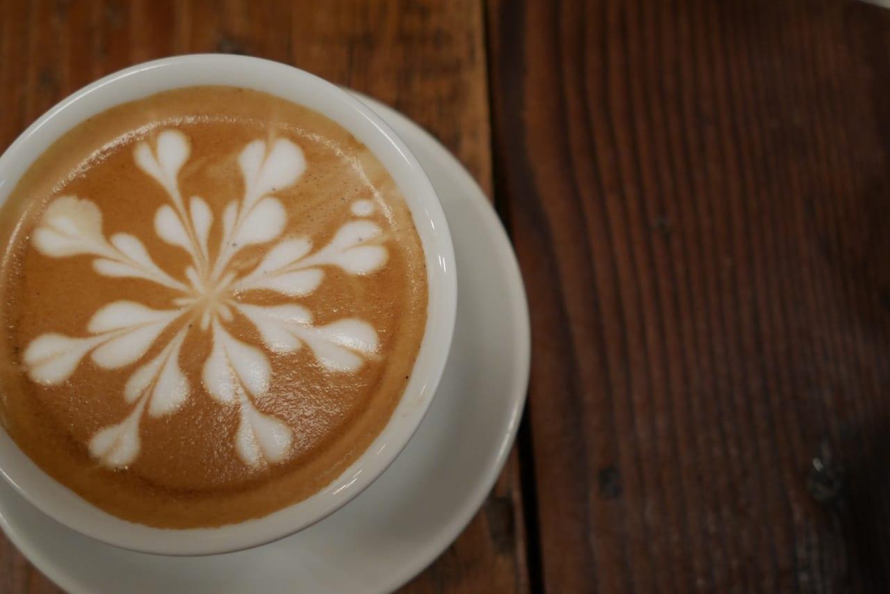 坊主丁にバルダーコーヒーがオープン
