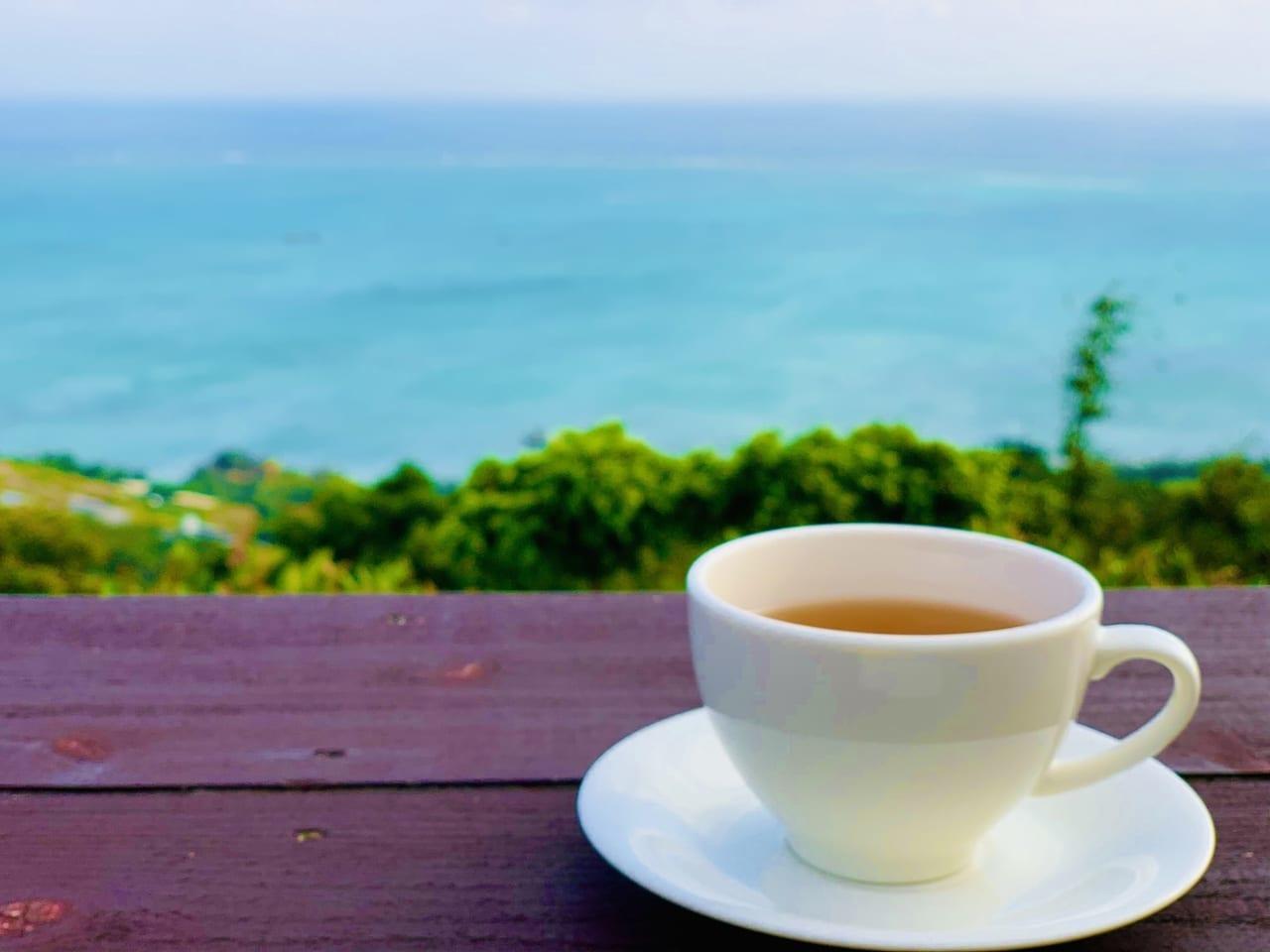 下津に海が見えるそらカフェオープン