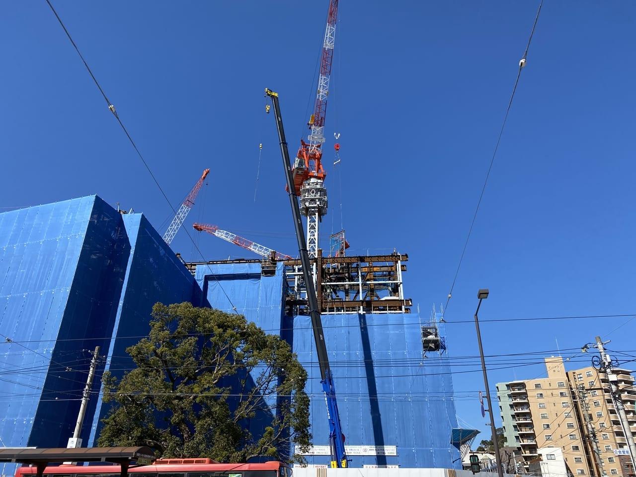 長崎市新庁舎建設