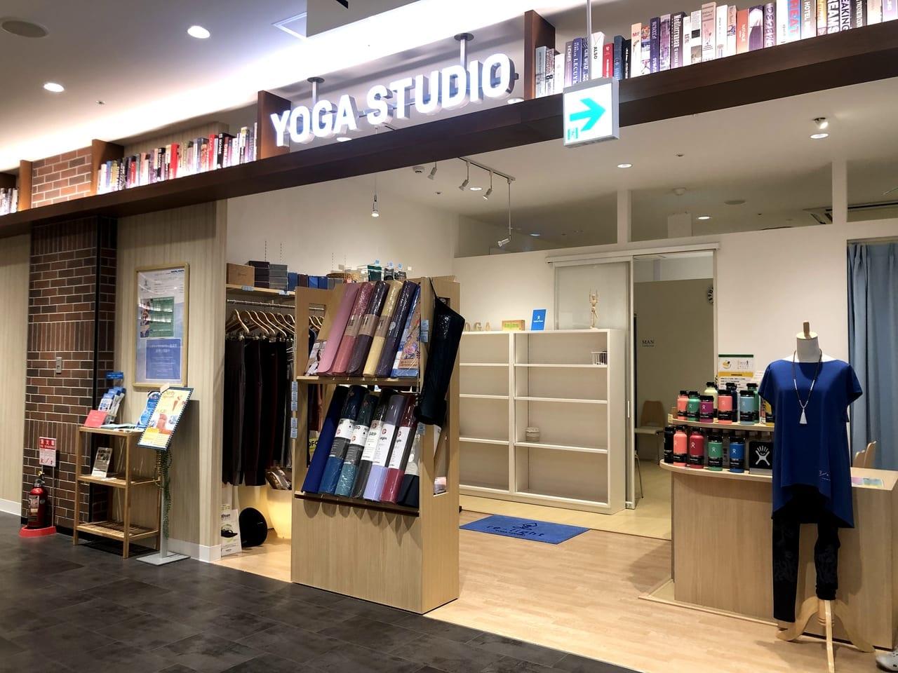 YOGA STUDIO re-light 外観