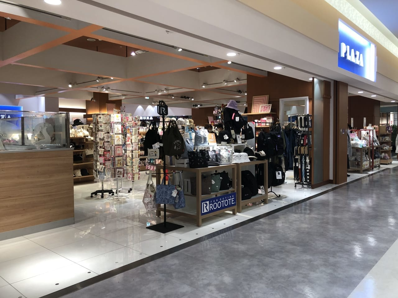 PLAZA越谷イオンレイクタウン店がリニューアルオープン