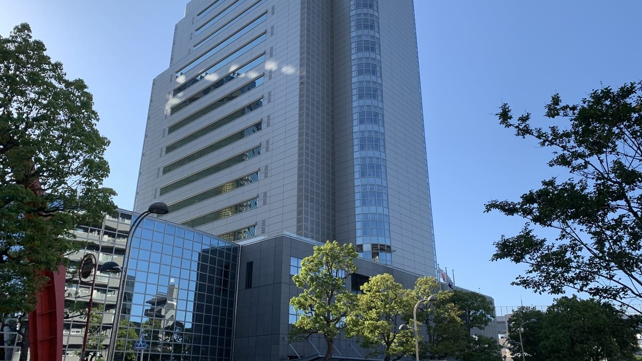 5月27日の墨田区役所