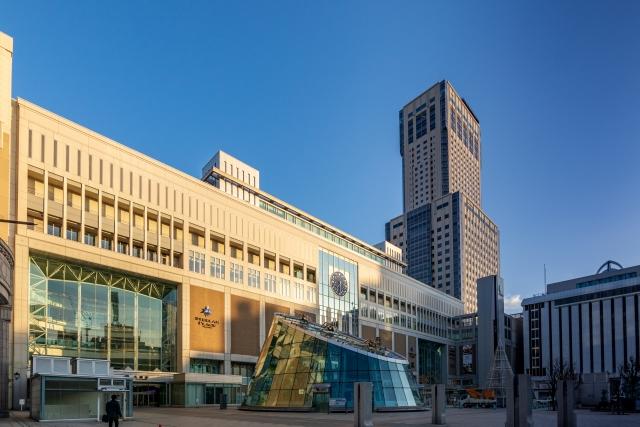 JRタワー・ステラプレイス・アピア・パセオ・エスタ 札幌駅