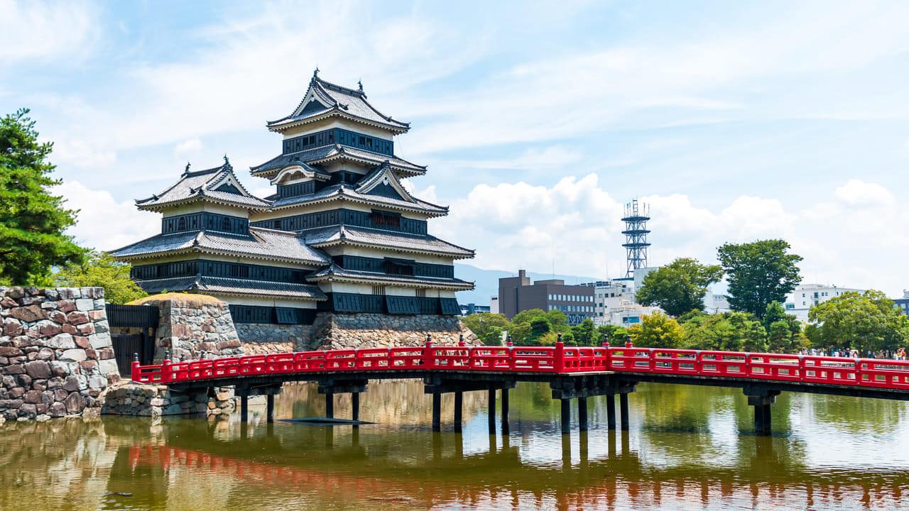 松本市松本城