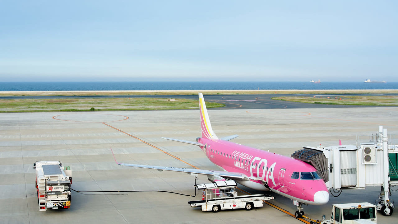 松本市まつもと空港