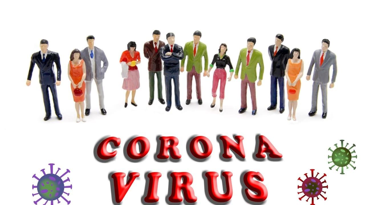 新型コロナウイルスのイメージ