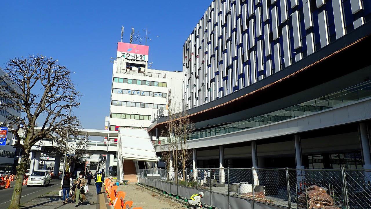 施設内の店舗が2020年6月より順次開業予定の『U_PLACE』
